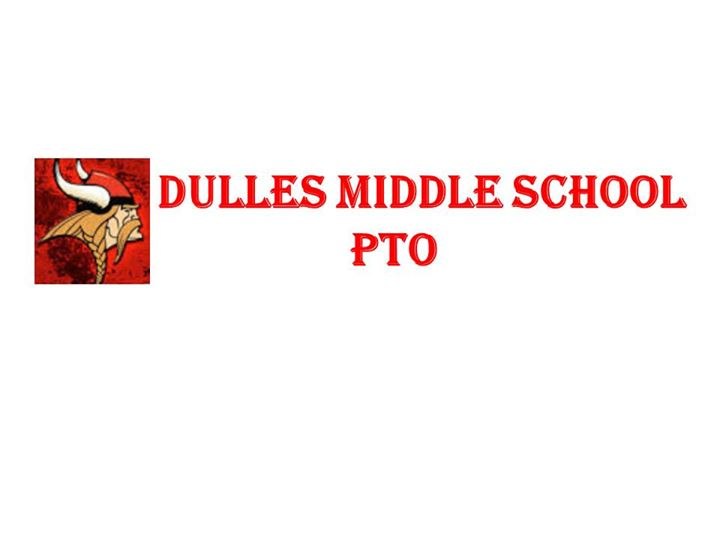 Open House for Dulles Middle School will be September 27th  615pm - 745pm