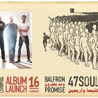47Soul - Liverpool Album Launch