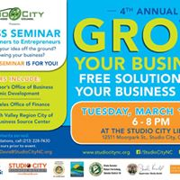Grow Your Business A Free Seminar