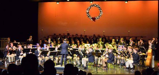 Fine Arts Christmas Concert
