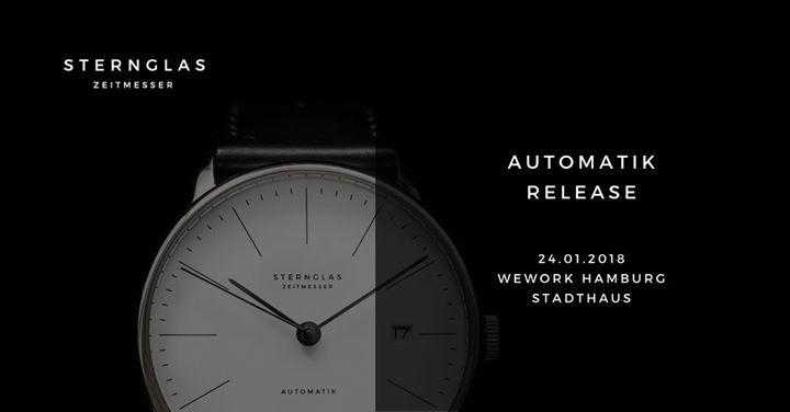 Sternglas Automatik Release