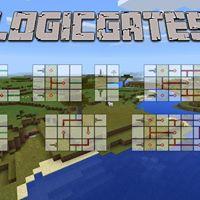 FablingsFabstars Minecraft Logic Gates