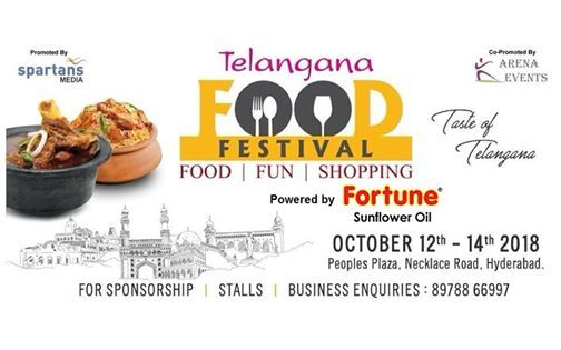 Telangana Food Festival - Hyderabad