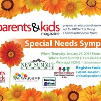 Special Needs Symposium