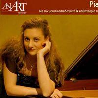 Piano master class .