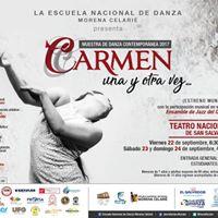 Muestra de Danza Contempornea 2017