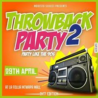 Throwback PARTY 2