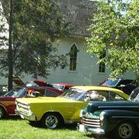 Fall Automotive Flea Market and Festival of Cars Show