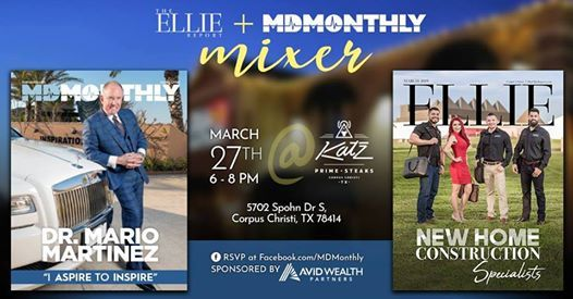 Mixer MD Monthly  The Ellie Report