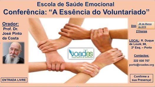 Prof. Pinto da Costa A Essncia Do Voluntariado