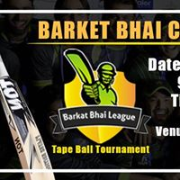 Barkat Bhai Cricket League
