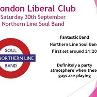 Live Entertainment - Northern Line Soul Band