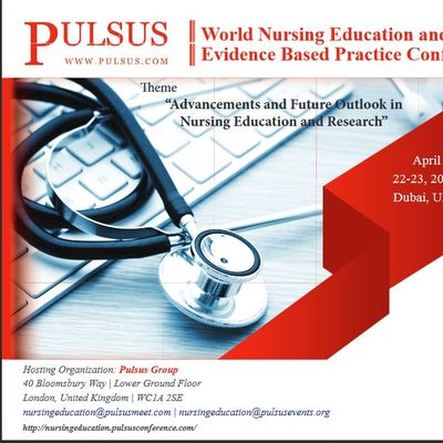 World Nursing Education and Evidence Based Practice Conference (PGR)
