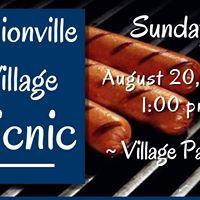 Unionville Village Picnic