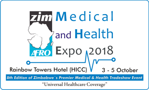 8th Edition of Zim-Afro Medical and Health Expo 2018