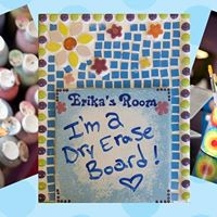 Summer Pottery Camp Workshop 3 Mosaic Pottery Fusion Memo Board