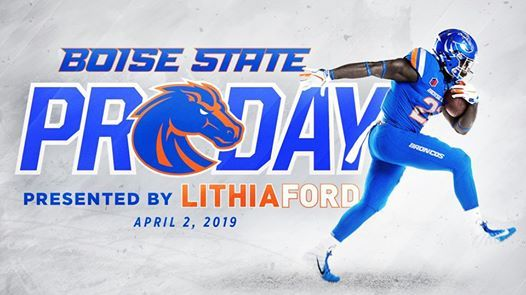 Lithia Ford Boise >> Boise State Football Pro Day Presented By Lithia Ford