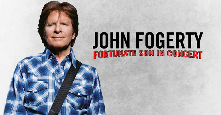 John Fogerty Fortunate Son In Concert At The Venetian Las