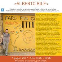 Encuentro con Alberto Bile