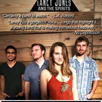Laney Jones and the Spirits Live at Martins