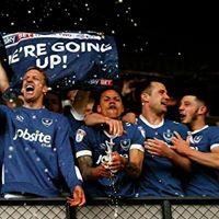 Promotion Party Mansfield V Pompey
