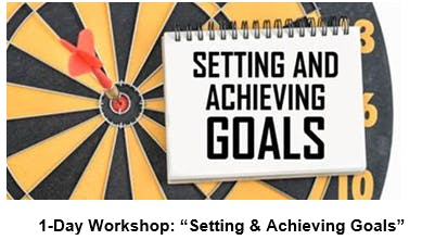 PIVOT x Brian Tracy Workshop Setting & Achieving Goals