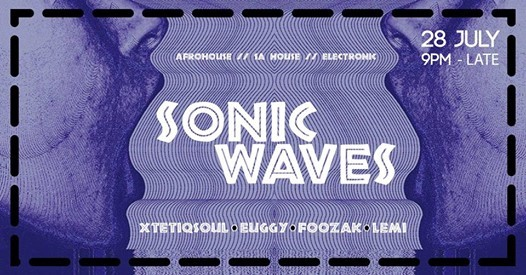 Sonic Waves w XtetiQsoul (Iklwa Brothers Music)