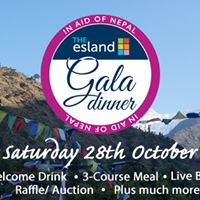 The Esland Gala in Aid of MySmallHelp Nepal