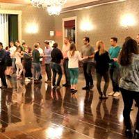 danceScape Christmas Open House - Ballroom Salsa Wedding Dance