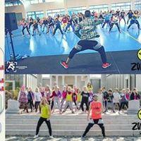 Zumba Fitness rk a szombathelyi Fit For Life-on 2017.09.30.