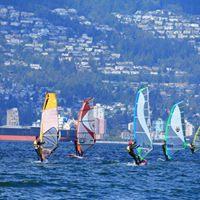 Windsurfing Slalom race for all levels - Bringing it back again