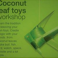Coconut Leaf Toys Workshop