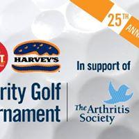 25th Anniversary Charitable Golf Tournament