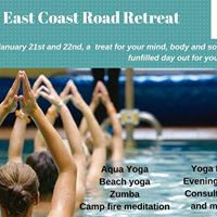 ECR Yoga Retreat