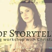The Art of Storytelling a writing workshop