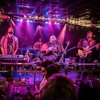 BJ Griffin and the Galaxy Groove play LunaSea
