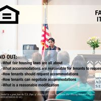 Fair Housing Training for Tenants with Disabilities