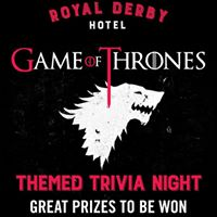 Game of thrones themed trivia night
