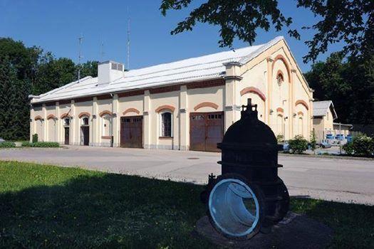 Arhitektura v ivo Vodarna Klee