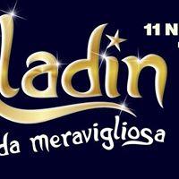 Aladin e la Lampada meravigliosa - Lugano - 11.11.2017