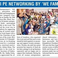 Women Entrepreneur Networking Meet