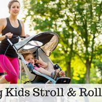Boomerang Kids Orleans Stroll &amp Roll