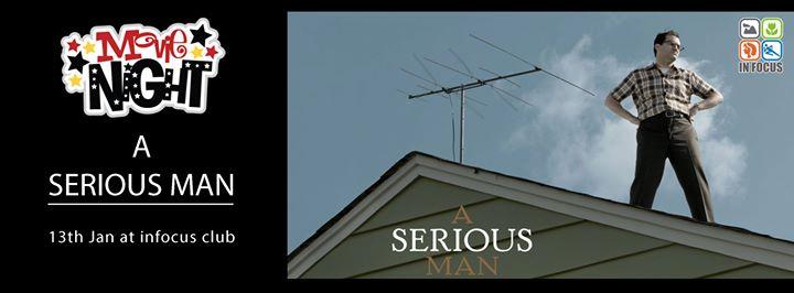 InFocus Movie Night - A Serious Man (2009)