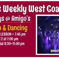 Ottawas Weekly West Coast Swing Event - February