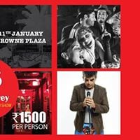Please Dont Tell Speakeasy Bar &amp Stand Up Comedy By Atul Khatri