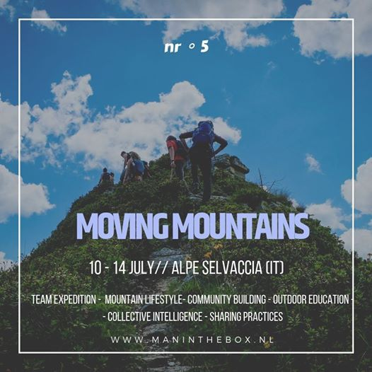 Moving Mountains - 5 Day Adventure
