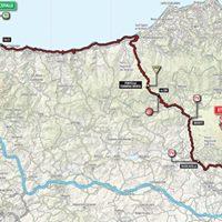Pedalando verso il Giro. Caltanissetta - Rifugio Sapienza
