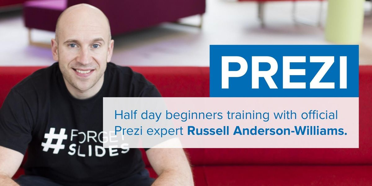 Prezi training for beginners Jan 29