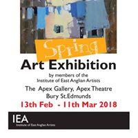 IEA at The Apex Bury St Edmunds