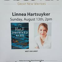 Meet Author Linnea Hartsuyker